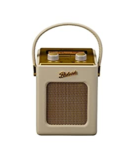 Roberts Revival Mini DAB/DAB+/FM Digital Radio - Pastel Cream (B008RVT5YG) | Amazon Products