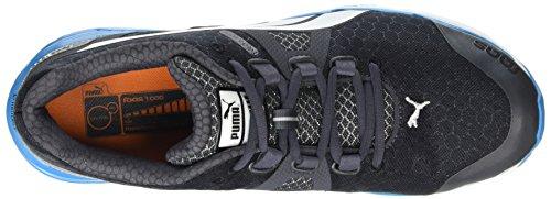 Puma Unisex-Erwachsene Faas 1000 v1.5 Laufschuhe Multicolor (Asphalt/Puma Silver)