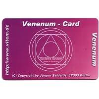 Saldeitis Venenum-Card - die magische Kosmetik (Schwingungsträger - Frequenzkarten) preisvergleich bei billige-tabletten.eu