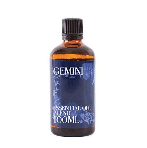 Mystic Moments Gemini, die Sternzeichen Astrologie ätherisches Öl Mischung-100ml -