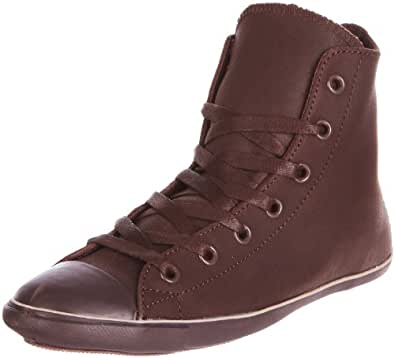 d970ce6f478538 Converse Women s All Star Light Hi Chocolate Trainer 517605 3.5 UK   Amazon.co.uk  Shoes   Bags