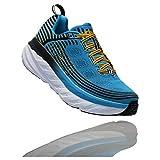 Hoka Bondi 6, Zapatillas de Running por Hombre, Azul (DresdenBlue/Black DBBC), 45 1/3 EU