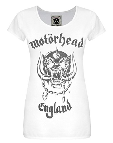 Mujeres - Amplified Clothing - Motorhead - Camiseta (L)