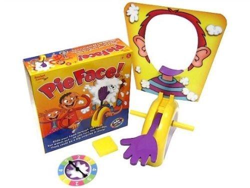 Pie Face Game Of Suspense Boxed Family Fun ToyParty Birthday Gift