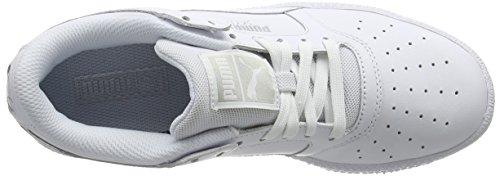 Puma Unisex-Erwachsene Sky Ii Lo B&w Low-Top Weiß (puma white 01)