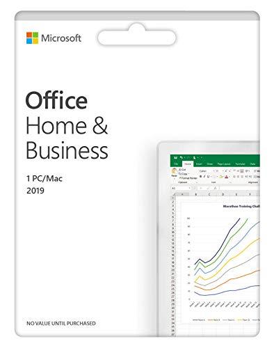 Mlcrosoft office 2019 home & business per mac os versione perpetua microsoft