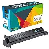 Do it Wiser Cartouche de Toner Compatible pour Konica Minolta BizHub C200 C203 C253 C353 (Noir)