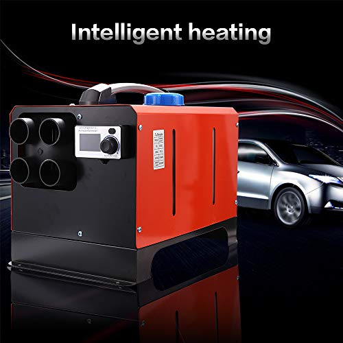 ETE ETMATE Diesel Lufterhitzer Standheizung mit Fernbedienung - 5KW 12V