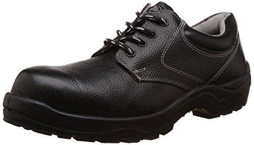 Bata Industrials Bora Derby Safety Shoes, Black