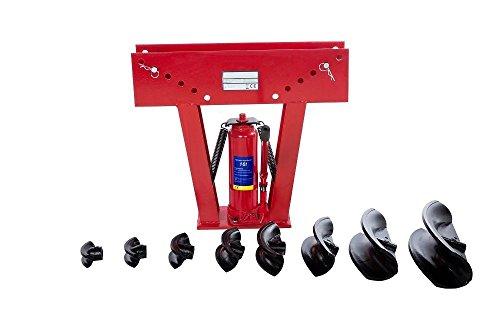 Preisvergleich Produktbild Rohrbiegemaschine Rohrbieger Biegemaschine Rohrbiegegerät hydraulisch 16t