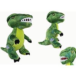 Jurassic World XXL Dinosaur verde Velociraptor Peluche Plush 60cm
