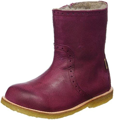 Bisgaard Unisex-Kinder Stiefel, Pink (4002 Pink), 28 EU