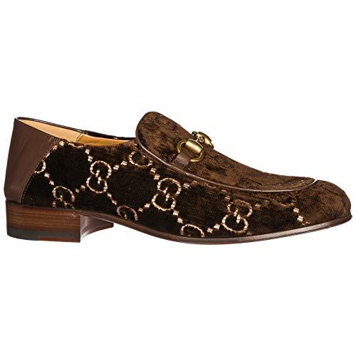 Gucci Mocassins Homme Marron EU 44 526298 9JT80 2093