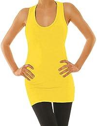 Bestyledberlin Damen Shirt, Tanktop / Trägertop, T-shirt t60a