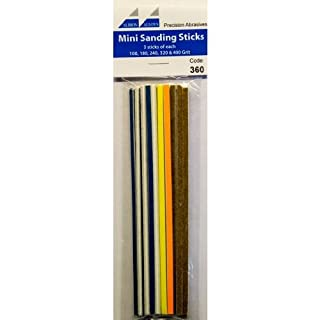 Albion Alloys Mini Sanding Sticks # 360