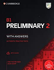 Cambridge English Preliminary B1 for Revised Exam 2020. Student's Book with Answers with Audio with Resour
