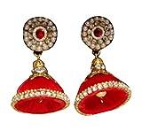 mohana silk thread jewellery Hand made r...
