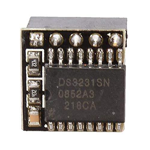 Homyl DS3231 ReTime Clock RTC High Precision Clock Modul IIC Modul-Speichermodul winzige I2c DS1307 Modul Praezision Echtzeituhr-Modul