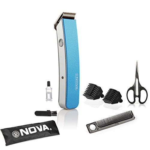Nova NHT 1047 Pro Skin Advance Trimmer (Blue)
