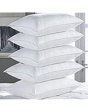 Kuber Industries Luxurious Microfibre Pillow Filler