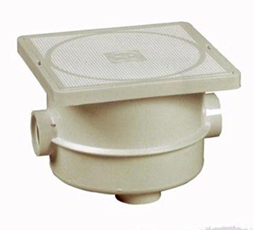 CPA–Boîte de dérivation en PVC Blanc piscine–Modèle ECO