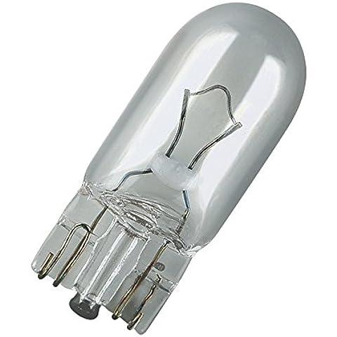 Osram 2825 Ultra Life Lámpara Halógena de Faros, W2.1x9.5d, 5 W, 12 V, Blíster Doble