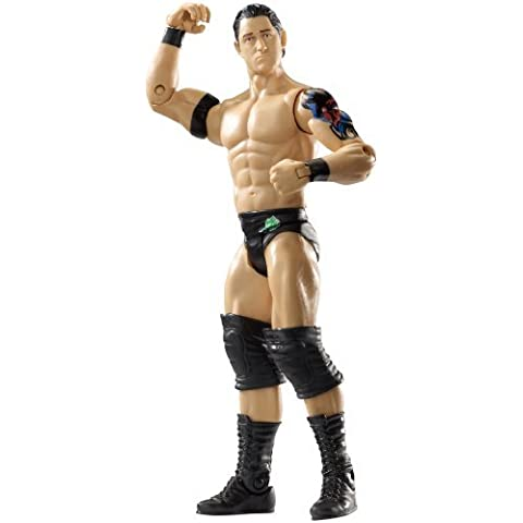WWE Wade Barrett Tables Ladders And Chairs - Dec 19 2010 Figure by Mattel