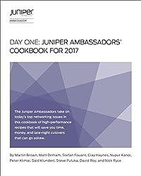 Day One: Juniper Ambassadors' Cookbook 2017