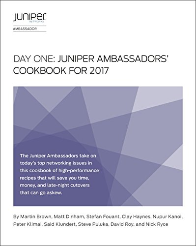 day-one-juniper-ambassadors-cookbook-2017-english-edition