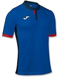 Joma Tennis 80 - Camiseta de manga corta para hombre, color azul royal, talla L