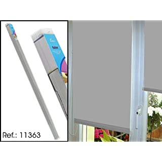 Arte Regal Import 11363Rollo, 150x 180cm, grau