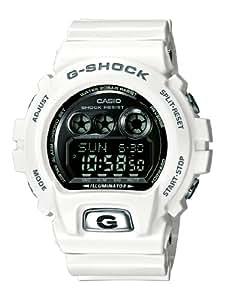 Casio - GD-X6900FB-7ER - G-Shock - Montre Homme - Quartz Digital - Cadran Noir - Bracelet Résine Blanc