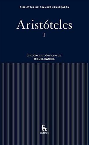 Aristóteles I (Biblioteca Grandes Pensadores) por Aristóteles
