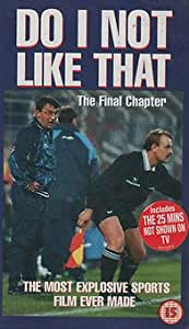 Do I Not Like That - The Final Chapter [1994] [VHS]