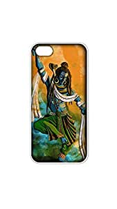 Dancing Lord Shiva Designer Mobile Case/Cover For Apple iPhone 6/6s 2D Transparent