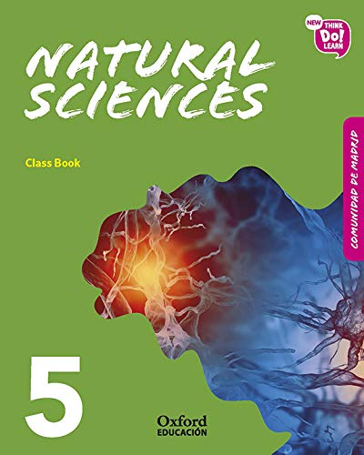 New think do learn natural sciences 5 class book (madrid)
