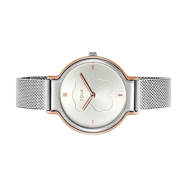 TOUS Reloj Real Bear Bicolor