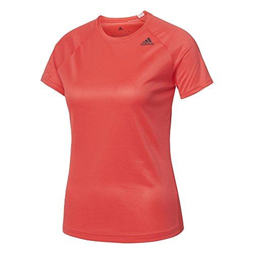 Adidas D2m Tee Lose T-Shirt, femmes rosa (rosbas)