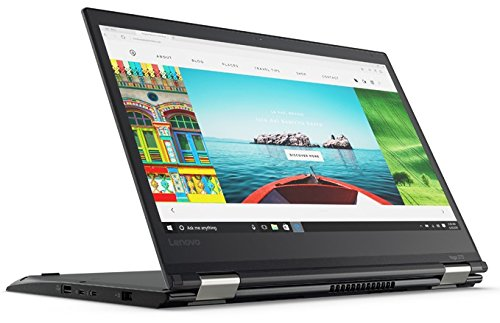 "Lenovo ThinkPad Yoga Yoga 370 2.50GHz i5-7200U 13.3"" 1920 x 1080Pixel Touch screen Nero Ibrido (2 in 1)"