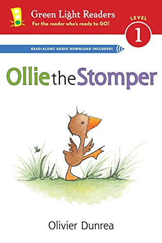 Ollie the Stomper (Green Light Readers. Level 1)