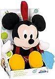 Clementoni 69410Disney Mickey Minnie Mouse Peluche Doudou apprendre Doudou