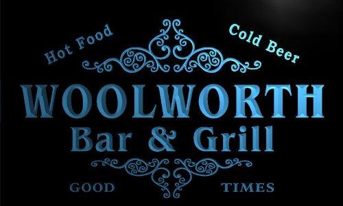 u49029-b-woolworth-family-name-bar-grill-home-decor-neon-light-sign-barlicht-neonlicht-lichtwerbung