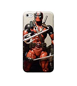 EPICCASE Premium Printed Mobile Back Case Cover With Full protection For Apple iPhone 4 / Iphone 4S (Designer Case)