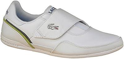 Lacoste - Lisse - Color: Blanco - Size: 40.0