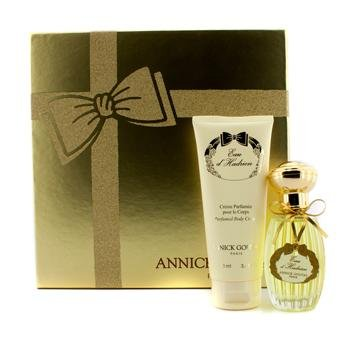 Annick Goutal Eau d'Hadrien Geschenkset 50ml EDT + 100ml Body Cream