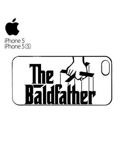 The Bald Father Cool Mobile Cell Phone Case Cover iPhone 5c Black Schwarz