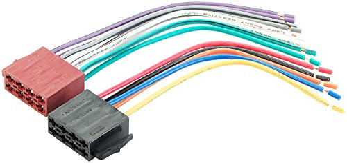 Umrüstadapter-Set ISO Lautsprecher/Strom