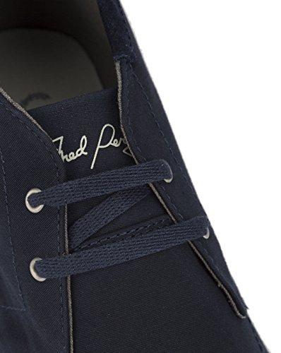 Fred Perry Shields Mid Herren Sneaker Blau Blau