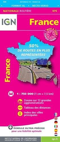 975 FRANCE ROUTIER XL RECTO/VERSO