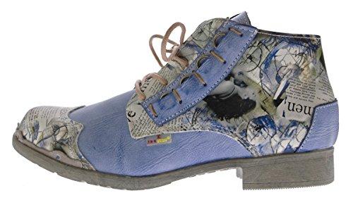Boots Desert Femme Bleu Tma Femme Desert Zgqwg4O